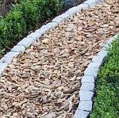 hackschnitzel holzdekor h cksel mulch rot gef rbt mit eisenoxid 5 10 15 20 53 oder